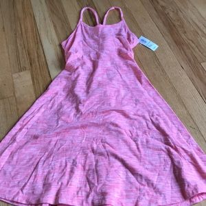 NWT Old Navy Sundress.  Pink. Size 8